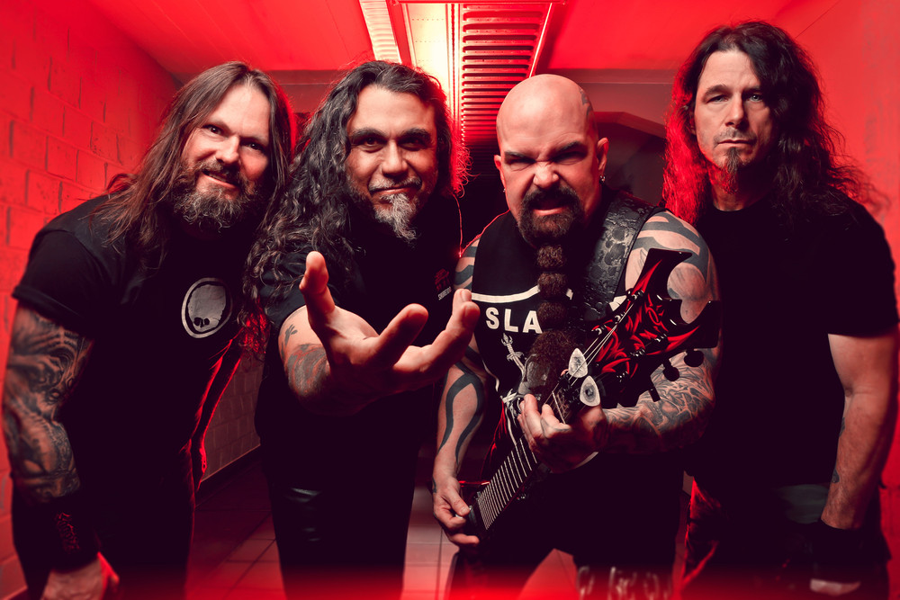 Slayer tickets and 2018 tour dates