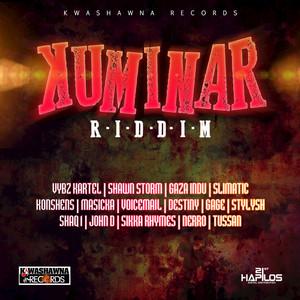 Kuminar Riddim Albumcover