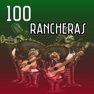 100 Rancheras Albumcover