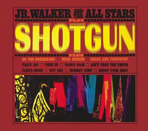 Jr. Walker & The All Stars Shotgun cover
