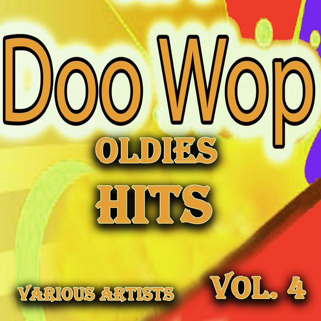 Various Artists Doo Wop Oldies Hits, Vol. 4 album cover