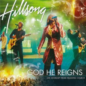 God He Reigns (Live) Albumcover