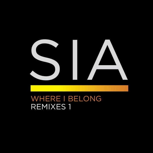Where I Belong Remixes 1
