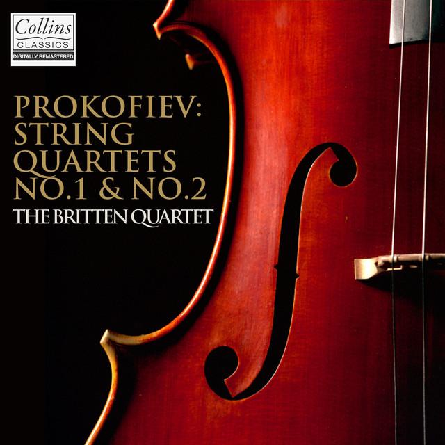 Prokofiev: String Quartets Albumcover