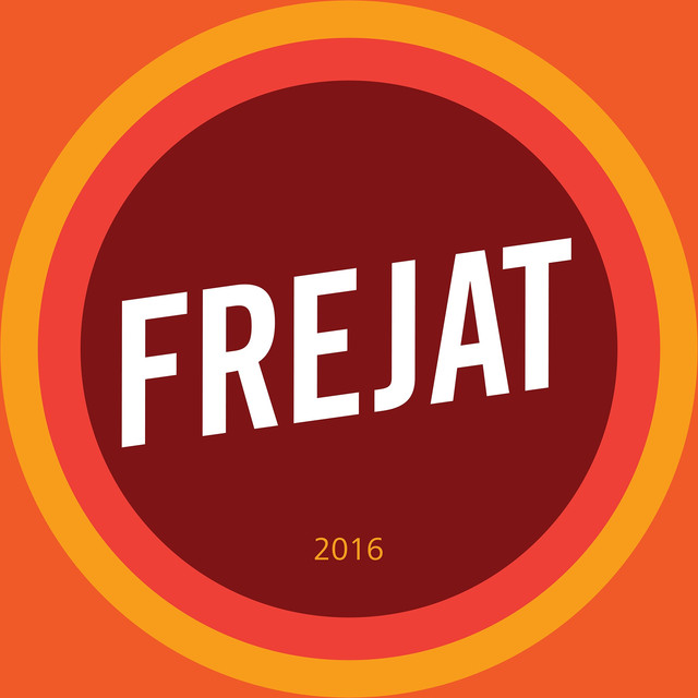Album cover for 2016 by Frejat