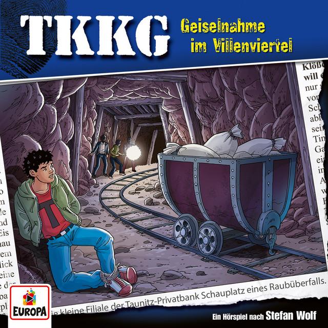 Album cover for 211/Geiselnahme im Villenviertel by TKKG