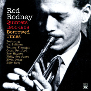 Red Rodney, Philly Joe Jones, Ira Sullivan, Tommy Flanagan, Oscar Pettiford Star Eyes cover