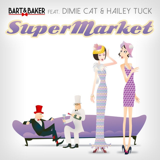 SuperMarket (feat. Dimie Cat & Hailey Tuck) - EP