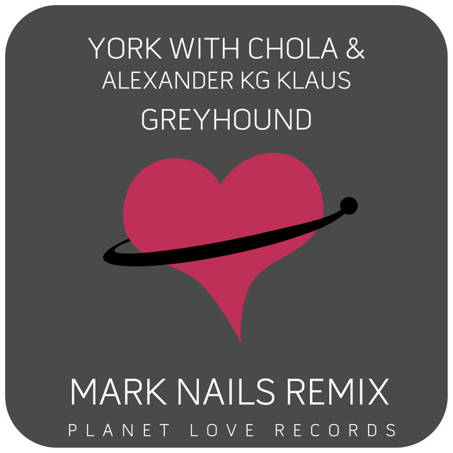 Greyhound (Remixes)