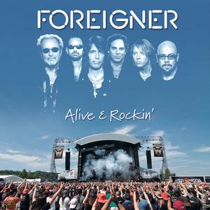 Alive and Rockin' Albumcover