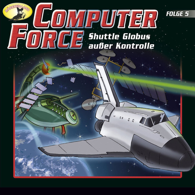 Folge 5: Shuttle Globus außer Kontrolle Cover