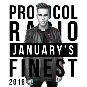 Protocol Radio - January's Finest 2016 Albumcover