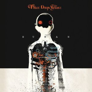 Three Days Grace The Real You cover
