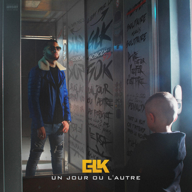 Album cover for Un jour ou l'autre by GLK
