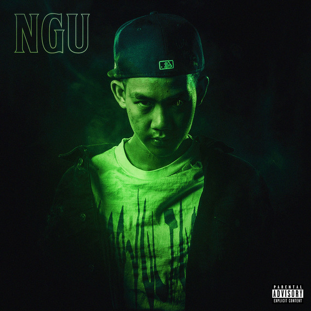 Album cover for NGU by 1MILL