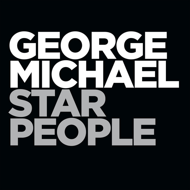 George Michael MTV Unplugged album cover