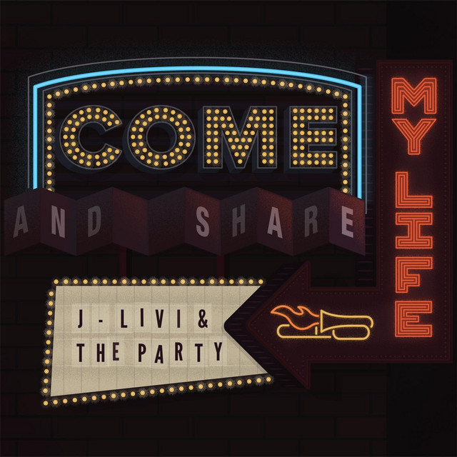Image result for j livi and the party come and share my love