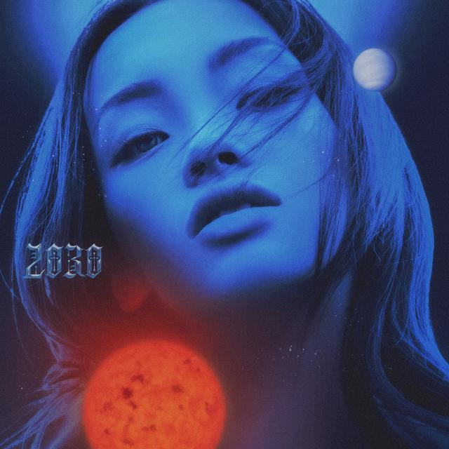 Album cover for 2030 by Lexie Liu