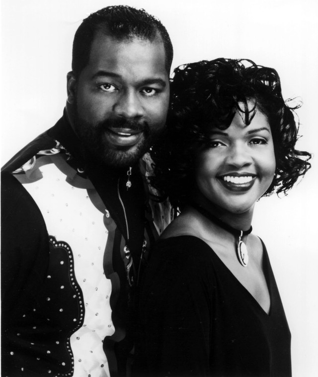 BeBe & CeCe Winans, CeCe Winans I'll Take You There cover