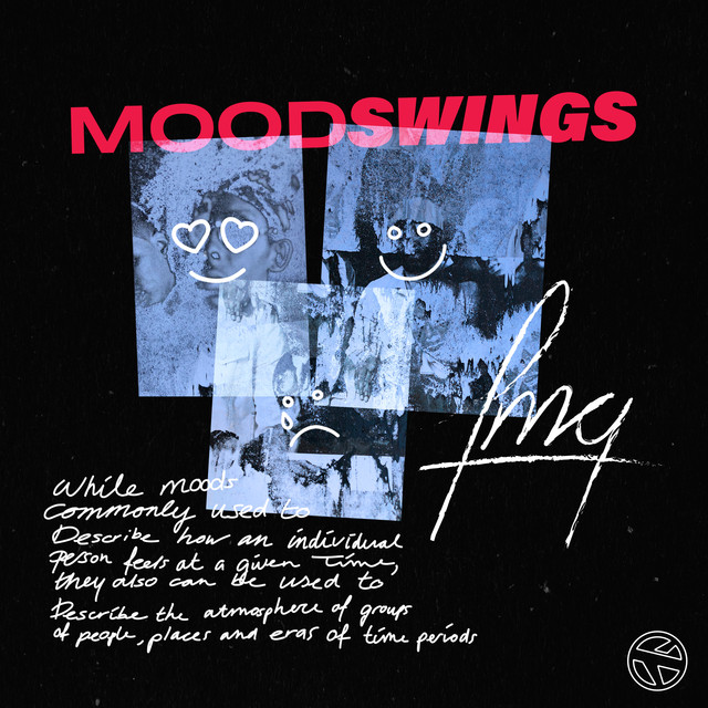 Album cover for Moodswings by Fmg