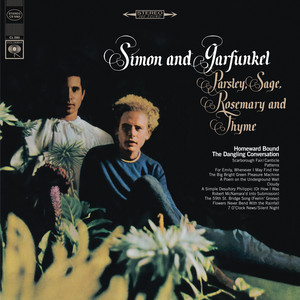 Parsley, Sage, Rosemary And Thyme - Simon Garfunkel