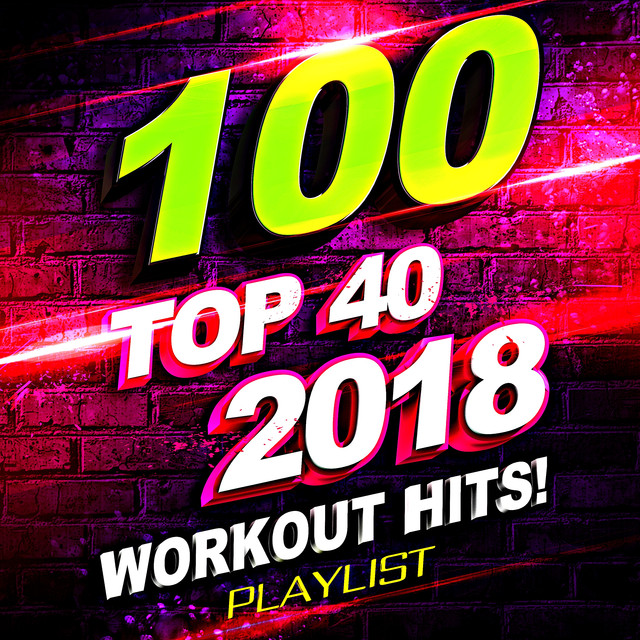 100 Top 40 2018 Workout Hits! Playlist by Workout Music on
