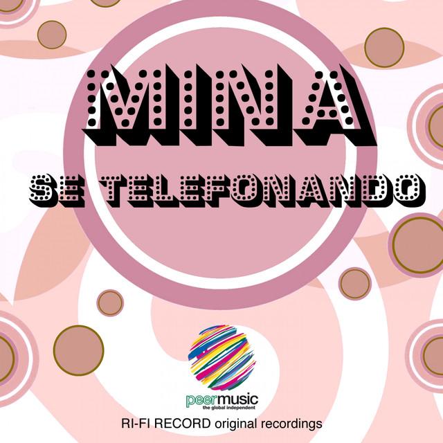 Mina Se telefonando album cover