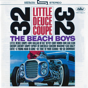 Little Deuce Coupe (Remastered) album