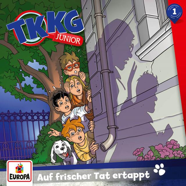 001 - Auf frischer Tat ertappt Cover