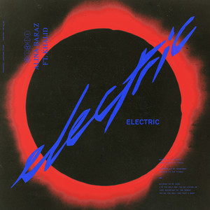 Album cover for Electric by Alina Baraz