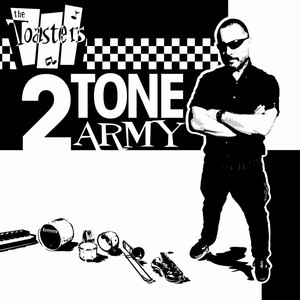 The Toasters 2tone Army cover