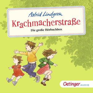 Krachmacherstraße. Die große Hörbuchbox Audiobook