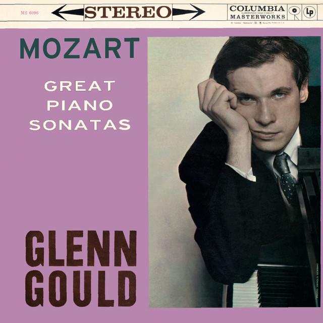 Wolfgang Amadeus Mozart - Sonates Albumcover