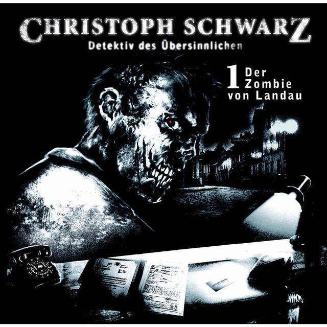 Folge 01: Der Zombie von Landau Cover