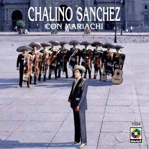 Chalino Sanchez Con Mariachi Albumcover