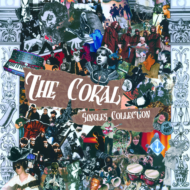 The Coral Singles Collection album cover