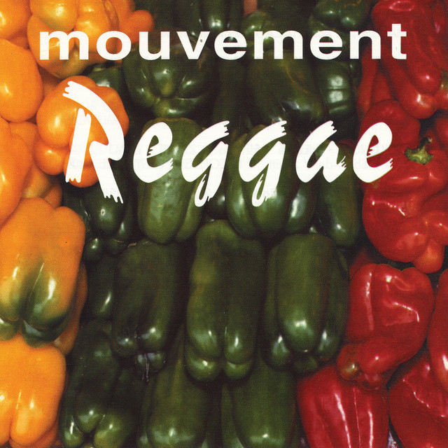 Various Artists Mouvement Reggae album cover
