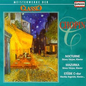 Classic Masterworks - Frederic Chopin Albumcover
