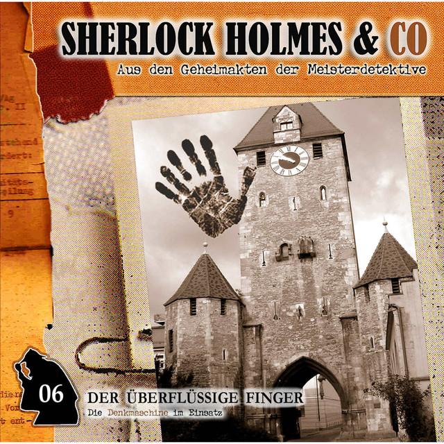 Folge 06: Der überflüssige Finger Cover