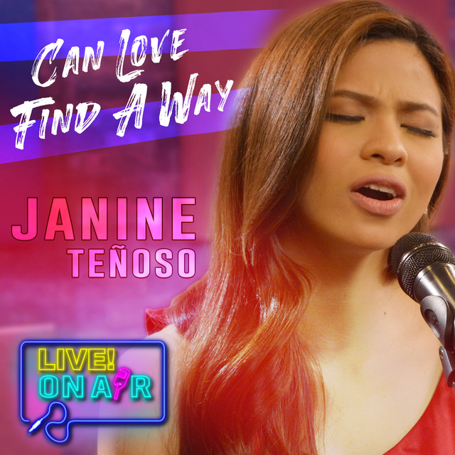 Can Love Find a Way Live! On Air