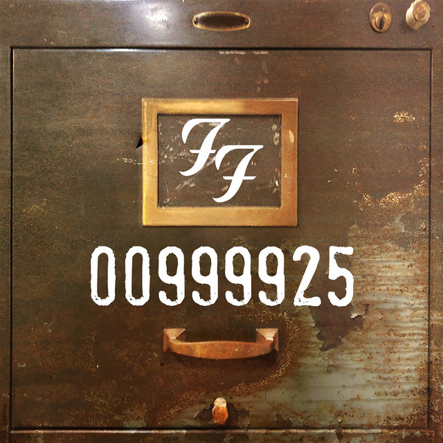 Foo Fighters - 00999925 cover