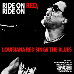 Ride on Red, Ride On: Louisiana Red Sings the Blues album