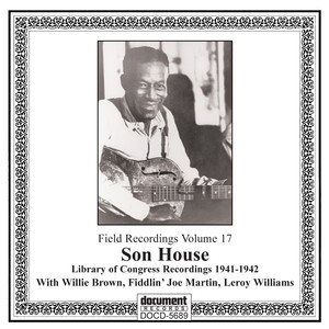 Son House, Leroy Williams Delta Blues cover