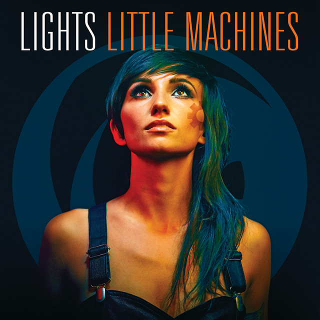 Lights Little Machines album cover