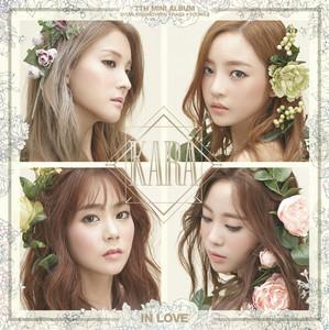 KARA 7th Mini Album 'In Love' Albümü