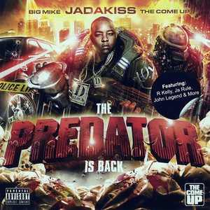 The Predator Is Back album