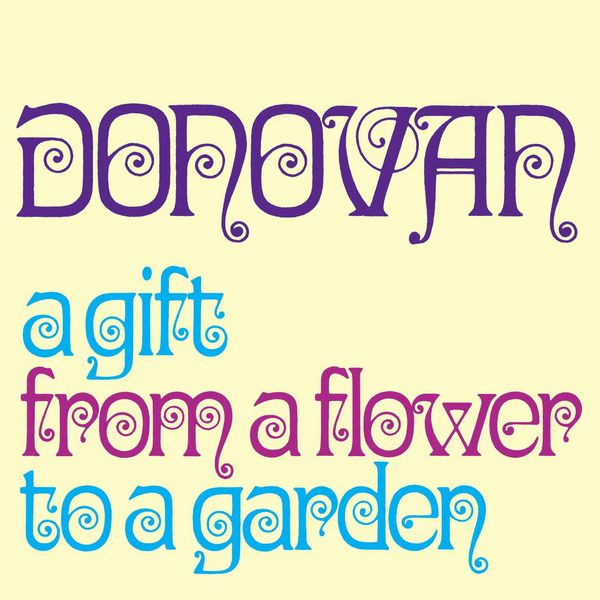 A Gift From a Flower to a Garden