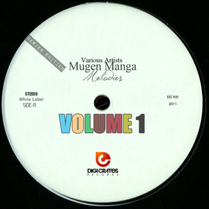 Mugen Manga Melodies Vol. 1 (Reissue)