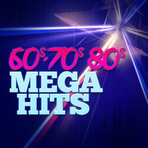 60's 70's 80's Mega Hits Albumcover
