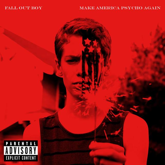 Make America Psycho Again Albumcover
